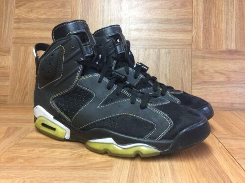 P Retro 6 Jordan Negro Air Vntg Lakers Vi Nike Xq4BW8w