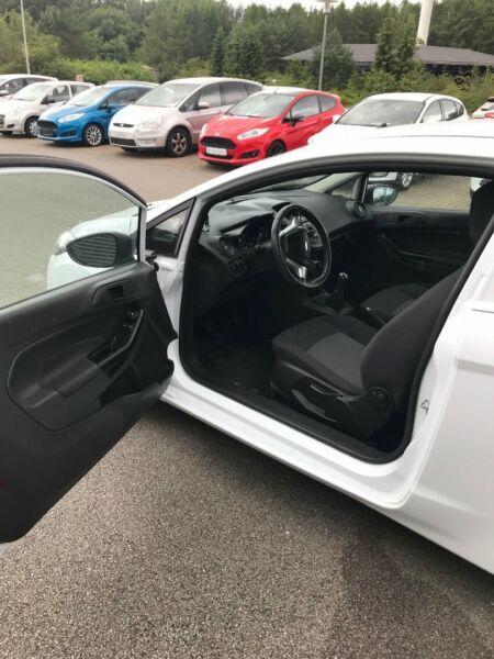 Ford Fiesta 1,6 TDCi 95 Trend ECO Van - billede 4