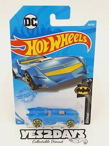 BAT-SKI BOAT rare ps3 ps4 ps5 xbox limited 2020 DC Hot Wheels Batman Returns
