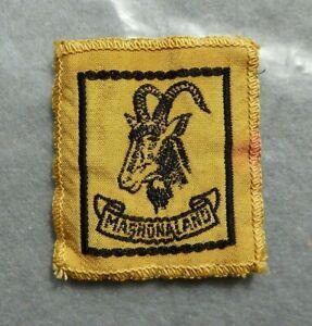 Vintage-cloth-Scouts-badge-Mashonaland-2-25-x-2-inches