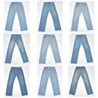 VTG LEVI'S 501 Red Tab Denim Jeans Size 30/32/34/36/38 LEVIS Blue/Black/White