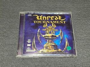 Unreal Tournament PC Game Korean Version Windows CD ROM Rare