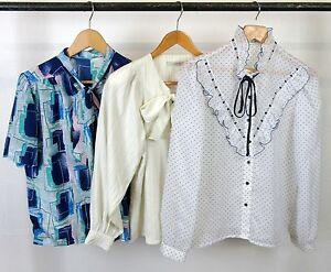 50 x womens vintage clothing mix grade a clothes wholesale