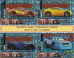 Panini CARS 3-Trading Cards-Carte 52