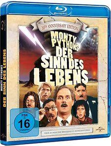 Monty Python's DER SINN DES LEBENS (Blu-ray Disc) NEU+OVP - Neumarkt im Hausruckkreis, Österreich - Widerrufsbelehrung Widerrufsrecht Sie haben das Recht, binnen vierzehn Tagen ohne Angabe von Gründen diesen Vertrag zu widerrufen. Die Widerrufsfrist beträgt vierzehn Tage ab dem Tag an dem Sie oder ein von Ihnen - Neumarkt im Hausruckkreis, Österreich