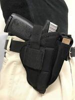 Progun Belt Clip Side Gun Holster Fits Taurus Pt-709 Slim (9mm) With 3 Barrel