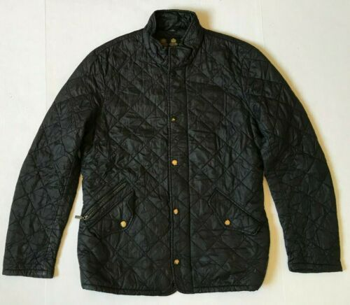 BARBOUR COAT JACKET DIAMOND QUILTED PUFFER FULL Z… - image 1