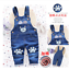 26-style-Kids-Baby-Boys-Girls-Overalls-Denim-Pants-Cartoon-Jeans-Casual-Jumpers thumbnail 47