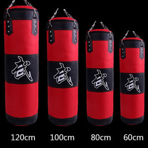 Heavy-Boxing-Punching-Bag-Speed-Training-Kicking-Workout-W-Chain-Hook