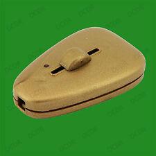 Gold In line Lighting Lamp Dimmer Switch Slider, 40W - 160W ,220V - 240V