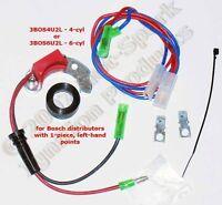 Electronic Ignition Conversion Kit 6-cyl Porsche Mercedes Volvo Bmw - 3bos6u2l