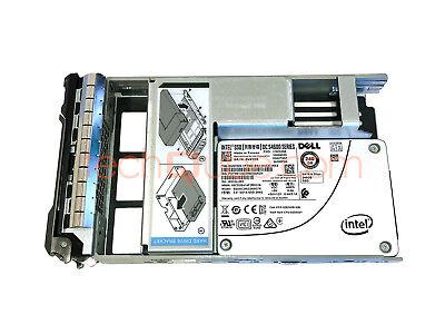 Dell V6YD5 240GB 2.5 Enterprise SATA 6Gbps SSD S4600 SSDSC2KG240G7R 3.5 Tray