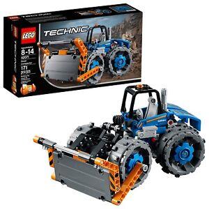 LEGO-Technic-Dozer-Compactor-42071-171-Pcs