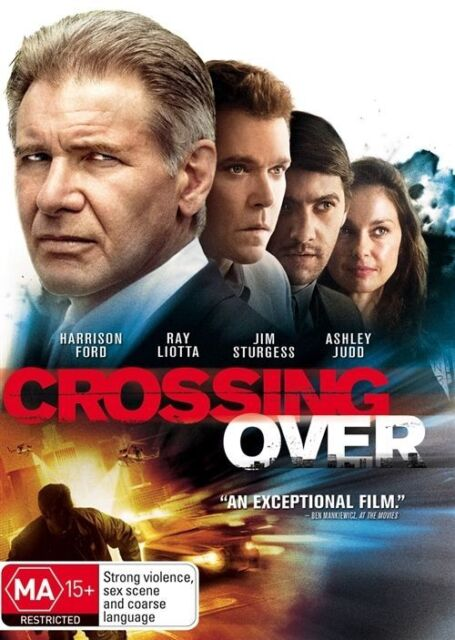 Crossing Over (DVD) HARRISON FORD ASHLEY JUDD LIKE NEW CONDITION FREE FAST POST