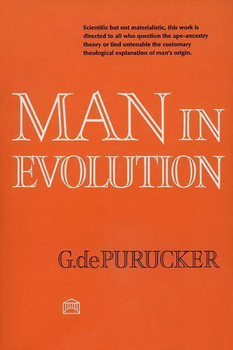 Man in Evolution, Paperback by De Purucker, G., Brand New, Free shipping in t...