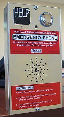Ada Phone for Elevators Dialink