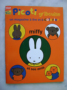 Picoti-gribouille-magazine-a-colorier-Miffy
