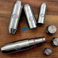 Titanium Tc4 Waterproof Survival Storage Outdoor Edc Capsule Tablet Cash Box