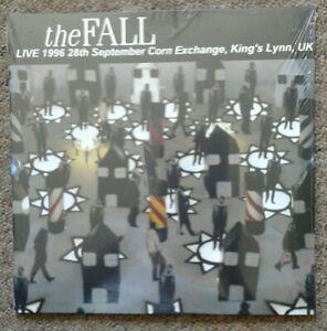 The-Fall-Live-1996-Corn-Exchange-King-039-s-Lynn-UK-Double-Vinyl-Record