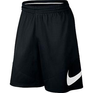 Detalles Mostrar Negro De Hombre 718830 Título Para 012 Nike Pantalones Acerca Baloncesto Original 9 Swoosh Cortos pOqnr7pW