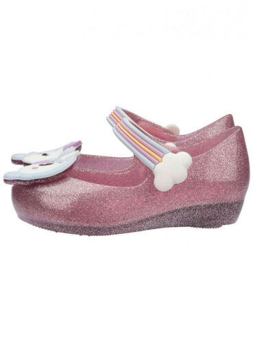 Mini Melissa Ultragirl Unicorn Shoes Baby Girl Shoes Jelly Shoes NEW