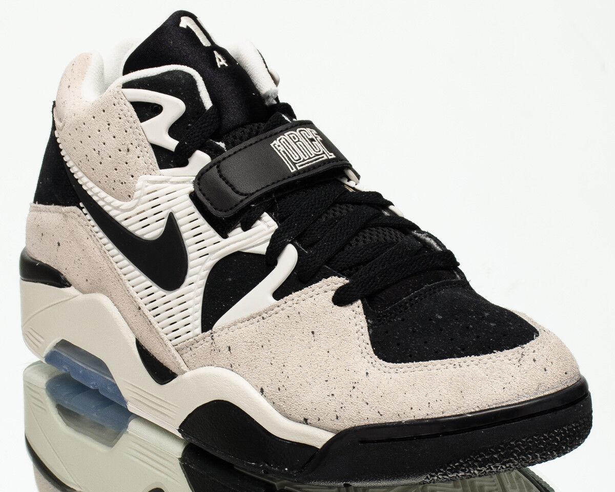 Nike air force schwarz 180 männer lifestyle sneaker neue segel schwarz force 310095-101 b6d8a3