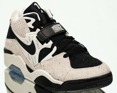 Nike Air Force 180 men lifestyle sneakers new sail black 310095 101 | eBay