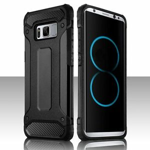 Premium-Armor-Case-for-Samsung-Galaxy-S8-Protective-Shockproof-Back-Cover