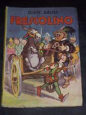 ***FRESCOLINO, DI G. D'AULI'/NATOLI*** ED. LUCCHI -1942