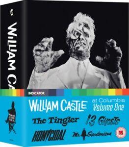 Nuevo-William-Castillo-At-Columbia-Volumen-One-Edicion-Limitada-Blu-Ray