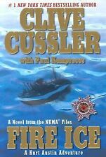 The NUMA Files: Fire Ice 3 by Clive Cussler and Paul Kemprecos (2004, Paperback)