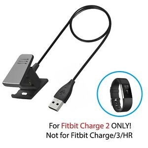 Details about USB Smart Watch Wireless Wristband Charger Cable for Fitbit  Charge 2