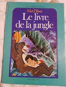 Details Sur Le Livre De La Jungle Walt Disney Hachette