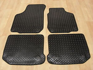 Vw Golf Mk4 R32 1997 2004 Fully Tailored Rubber Car Mats