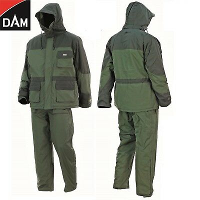 Winteranzug Thermoanzug Gr.XL 100/% wasserdicht 2019 DAM Xtherm Winter Suit
