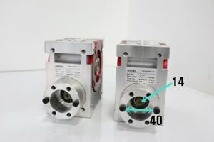 Details about GUDEL Used Reducer 454528 FH045 Ratio 47:1