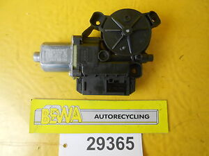 Fensterhebermotor-hinten-links-VW-Polo-6R-1-2-6R0959811F-Nr-29365