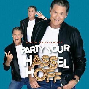 David Hasselhoff - Party Your Hasselhoff, Inkl. 2 Bonus Tracks CD NEU OVP