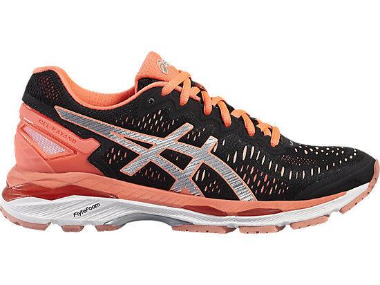 Bona Fide Asics Gel Kayano 23 Womens Fit Running Shoes (B) (9093)