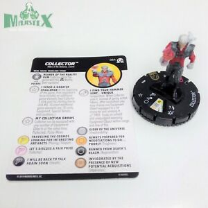 Heroclix-Avengers-Black-Panther-amp-Illuminati-set-Collector-064-Super-Rare-fig