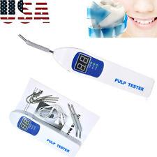 Dentist Oral Teeth Nerve Vitality Endodontic Dental Pulp Tester Testing Ce