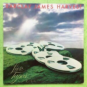 Barclay-James-Harvest-Live-Tapes-Polydor-Tedesco-2679054-Ex-Condizioni-2x