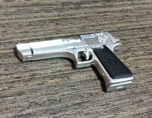 Hot Toys 1//6 Scale Desert Eagle Pistol from MMS276 Commando John Matrix Figure
