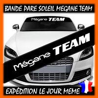 Bande Pare Soleil Megane Team
