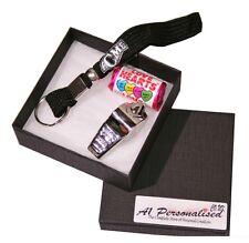 PERSONALISED ENGRAVED ACME THUNDERER REFEREE WHISTLE & GIFT BOX FREE ENGRAVING