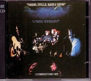 2-CD-NUOVO-Crosby-Stills-Nash-amp-Young-4-Way-Street-Live-4-Neil-Stephen-mkmbh
