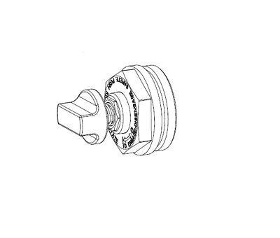 """Probler P2 Graco GlasCraft 1-1//2/"""" Air Piston GC1899"""