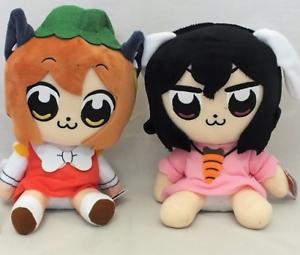 Touhou-Project-Plush-set-Okawa-Bukubu-ver-Stuffed-toy-Doll-From-JAPAN