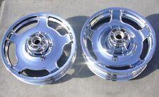 Harley Street Glide / Road Glide Custom 2010-2013 Chrome wheels Rim Set Exchange