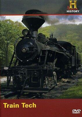 Wild West Tech: Train Tech (2010, REGION 0 DVD New) DVD-R